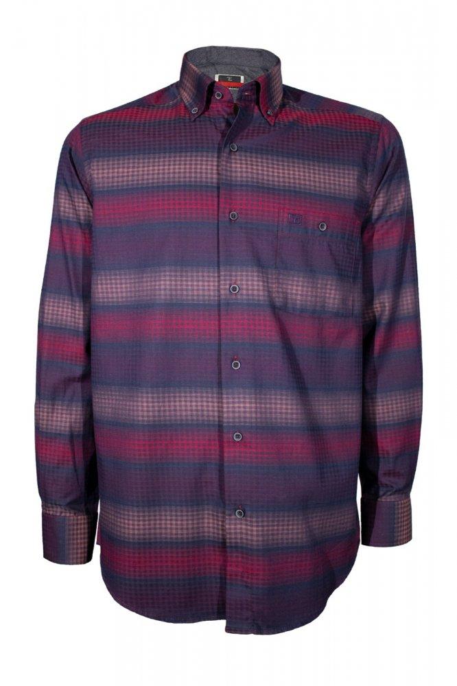 Gömlek %100 Pamuk Uzun Kol 574 - 5