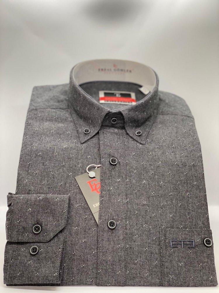Kışlık Gömlek Füme 752 - 7