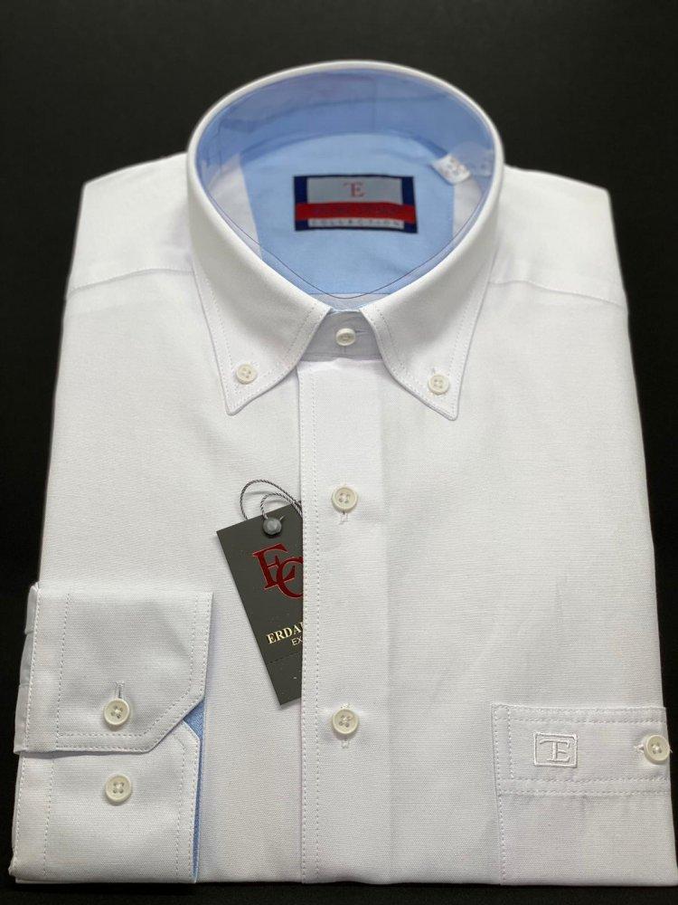 Panama Uzun Kol Beyaz 750 - 2